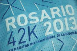 El colombiano Hernandez y la argentina Acevedo fueron los primeros en la fiesta de los 42K Rosario 2013