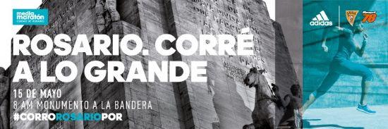 SE ABRE LA INSCRIPCION PARA LA 16º EDICION DEL MEDIO MARATON CIUDAD DE ROSARIO