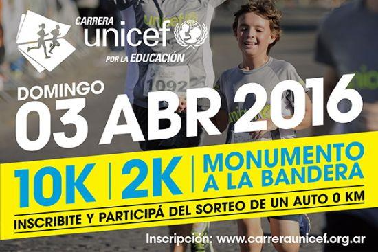 03 DE ABRIL UNICEF POR LA EDUCACION - TODOS SOLIDARIOS CON LOS NIÑOS