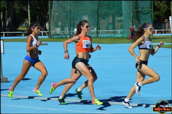 Hoy corre Carolina Lozano