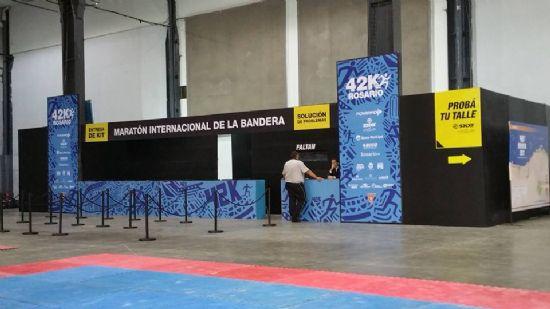Todo listo para los 42k Rosario !