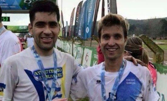 """Darío """"Lalo"""" Ríos se coronó Campeón Nacional de Trail y clasificó para el Mundial de Italia"""