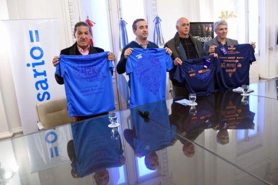 Rosario corre: se viene una nueva edición del Maratón Internacional de la Bandera