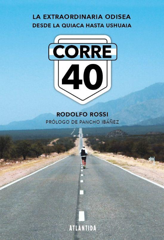LIBRO: CORRE 40