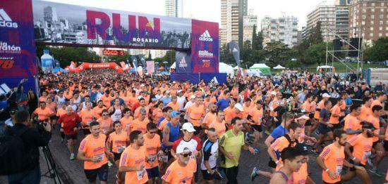 17º Media maraton de Rosario