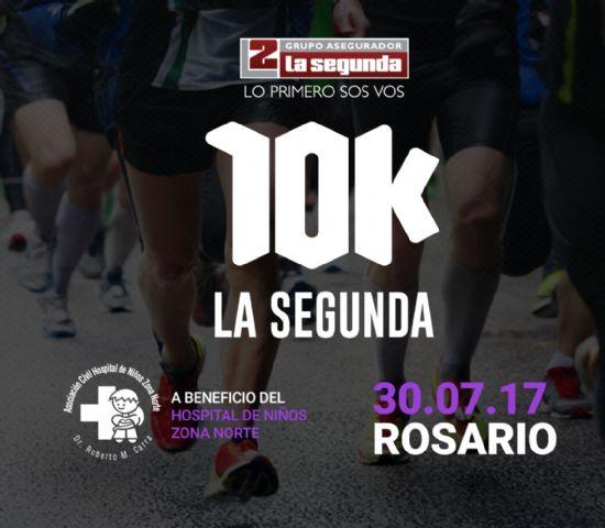 Proximo domingo Carrera Solidaria La Segunda