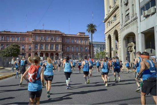La falsa épica del maratón