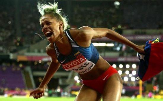 Quien será elegida la nueva estrella del Atletismo mundial ?