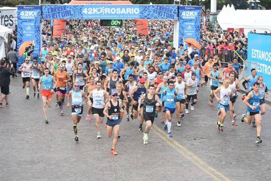Se corrió el 42K Rosario 2017