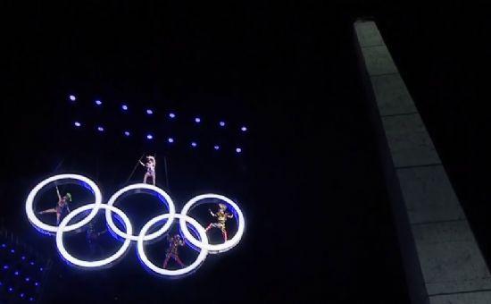 Sorprendente apertura de los Juegos Olimpicos de la Juventud Buenos Aires 2018