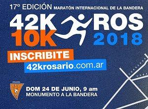 Te vas a perder la fiesta maratónica Rosarina?