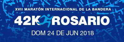 Inscripción Abierta para la 17 Edición del Maratón Internacional a la Bandera - 42k Rosario