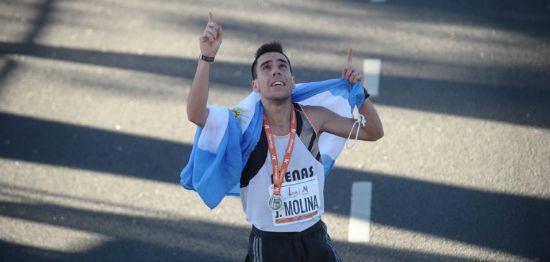 Media maratón de Bs. As.: Julián Molina es el nuevo campeón argentino