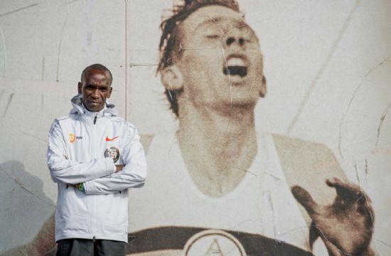 Eliud Kipchoge intentara nuevamente bajar las 2 horas en Maraton