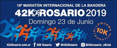 Inscripción Abierta para la 18º Edición del Maratón Internacional de la Bandera - 42k ROSARIO