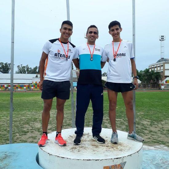 Copa Rosario: Daniel Penta se quedó con una emocionante carrera de 1500 de gran nivel !
