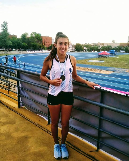 Carolina Paiva y una plata que vale oro
