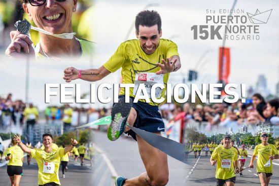 15K Puerto Norte 2019: Una colorida multitud copó la costanera para renovar su pasión por correr