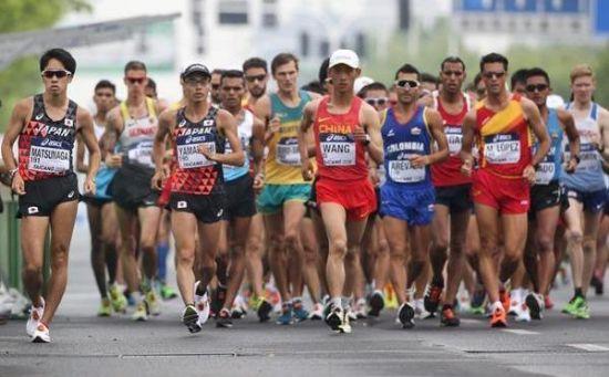 LA IAAF PROGRAMA IMPORTANTES CAMBIOS EN LA MARCHA