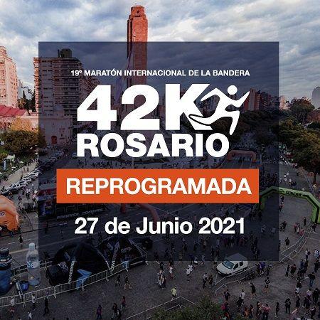SE REPROGRAMA EL 19º MARATON INTERNACIONAL DE LA BANDERA PARA EL 27 DE JUNIO 2021