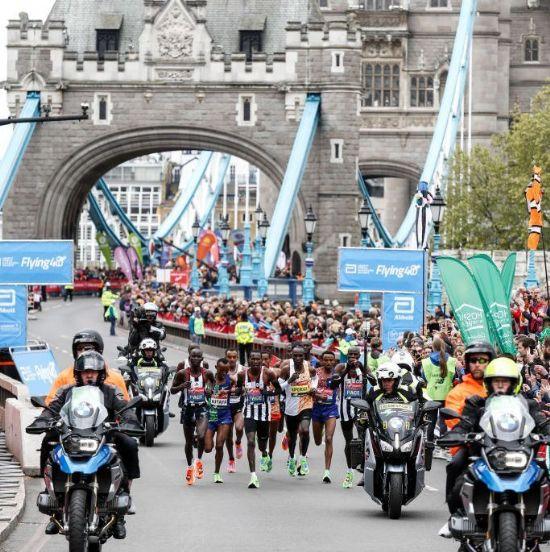 El maratón de Londres 2020 será solo para atletas de elite