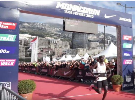 Cheptegei rompe el récord mundial de 5km