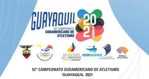 Cuando ver a los atletas argentinos en el Campeonato Sudamericano